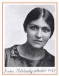 Poet Kadya Molodowsky