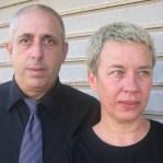 Filmmakers Dani Dothan & Dalia Mevorach (courtesy of Go2Films).